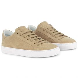 WHITE DESERT Beige Low Top Sneakers