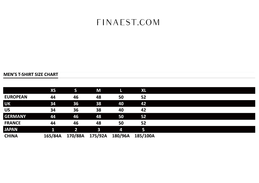finaest-men-size-chart